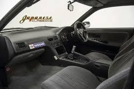 nissan silvia interior japanese classics 1991 nissan silvia q u0027s