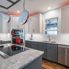farmhouse style kitchen cabinets jackie and jeff modern farmhouse style kitchen remodel