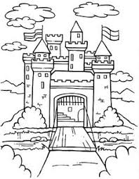 new castle coloring pages download free new castle coloring