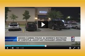 Hidden Camra In Bathroom Employee Fired Charged After Hidden Camera Found In Women U0027s