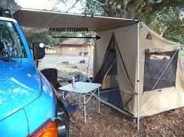 Car Tailgate Awning Tepui Tents Kukenam Xl Ruggedized Sky Expedition Orange
