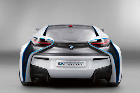 porsche back has anyone else noticed the back of a bmw i8 looks like its