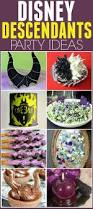 throwing a disney descendants birthday party or halloween party