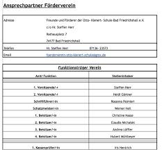 Aktuelles Otto Klenert Schule Bfh Aktuelles