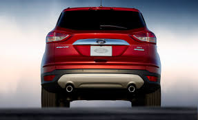 Ford Escape Ecoboost - ecoboost for the all new ford escape