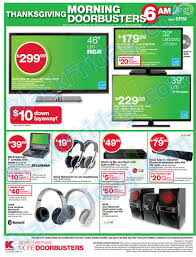 kmart thanksgiving ad 11 27 pre black friday ad 2014