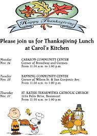 2014 us thanksgiving carol u0027s kitchen thanksgiving 2014