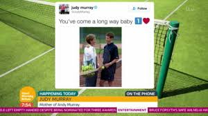 judy murray opens up on highs and lows of being mum to sporting