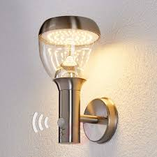 Motion Sensor Exterior Light Fixtures by Buy Wall Lights With Motion Sensor From Lights Co Uk