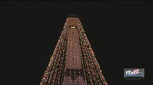 Indianapolis Circle Of Lights 2013 Circle Of Lights Youtube