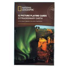 extraordinary earth national geographic 52 picture cards