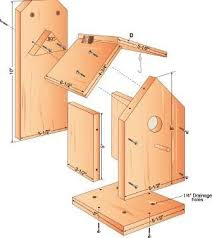 Wood Projects Plans by 25 Best Bird House Plans Ideas On Pinterest Diy Birdhouse