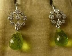 fabulous earrings antiques atlas these fabulous earrings comprise of cut diamon