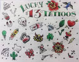 change yer luck 13 vegan tattoos this friday ashley thomas