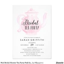 bridal tea party invitation 13 best tea party invitation inspiration templates images on