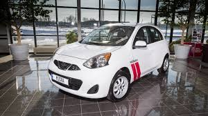 nissan micra 2016 nissan micra cup limited edition review top speed