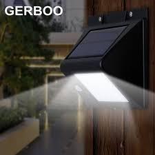 solar powered outdoor motion lights 20 led solar powered motion sensor light outdoor solar led flood