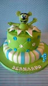 gummy bear song cake