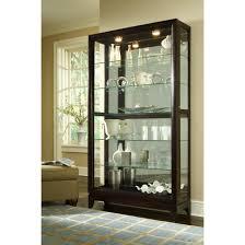 corner kitchen curio cabinet curio cabinet ashley furniture
