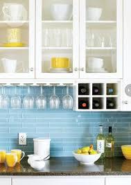 Beautiful Blue Backsplash Home Pinterest Black Tiles Blue - Blue backsplash