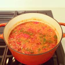 barefoot contessa u0027s cream fresh tomato soup blueberries u0026 basil