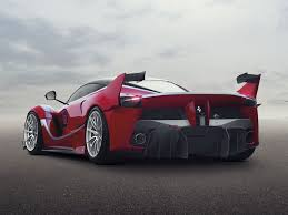 ferrari j50 rear ferrari fxx k continues legacy of their first hybrid laferrari