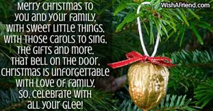 blessed season christmas poem family