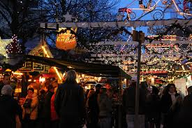Das Wetter In Bad Oeynhausen Weihnachtsmarktsaison Startet Radio Westfalica