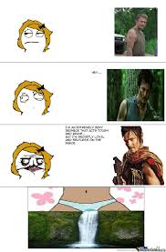 Daryl Dixon Meme - damn daryl dixon why you so sexy by coppercoat meme center