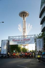 Seattle Marathon Map by Rock U0027n U0027 Roll Seattle Revamps Marathon U0026 Half Marathon Course