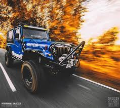 thar jeep modified in kerala meet india u0027s most powerful mahindra thar which generates 160 hp