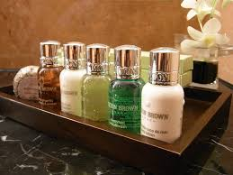 hotel bath products worth taking home with you travelzoo canada bath amenities by molton brown westin taipei