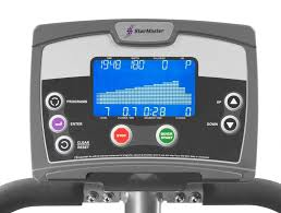 how to use manual stair stepper fetching image of silver grey and