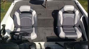new bass boat seats in my ranger 185