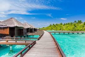 chambre sur pilotis maldives chambres d hôtel à atoll nord de malé sheraton maldives moon