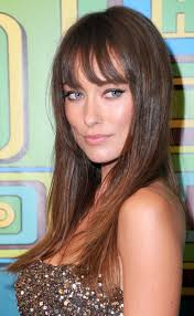hairstyles with fringe bangs a gallery of hairstyles featuring fringe bangs