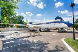 elvis plane elvis presley s private airplane the lisa marie editorial stock