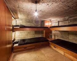 war bunker refurbishment b ild archdaily