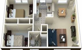two bedroom apartment plan contemporary on bedroom with 10 awesome