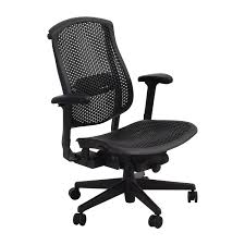 second hand home office furniture 52 off herman miller herman miller biomorph ergonomic black