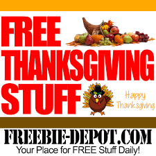 free thanksgiving stuff 2015 turkey day freebies thanksgiving