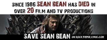 Sean Bean Meme - save sean bean home facebook