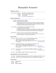 Resumes Templates Online by Resume Template Online 22082