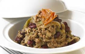 cuisiner des haricots rouges secs chili con carne préparation 20 mn cuisson 55 mn personnes 4