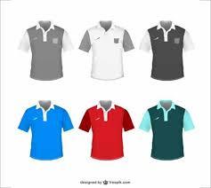 t shirt design templates 38 sets free editable vectors