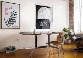 minimalist desks minimalist desk by benjamin grimes with jared rusten solid 1 5in