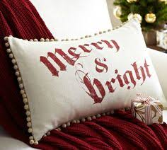 Pottery Barn Lumbar Pillow Covers Home Embroidered Lumbar Pillow Cover Pottery Barn Winter