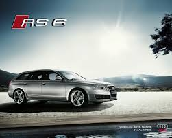 2007 Audi Avant 2007 Audi Rs6 Avant Related Infomation Specifications Weili