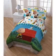 theme comforter peanuts theme comforter set adorable animated pattern