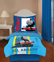 Thomas The Tank Duvet Cover Thomas U0026 Friends 4 Piece Toddler Bed Set Toys